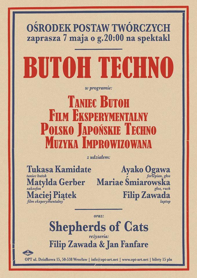 05 Butoh Techno